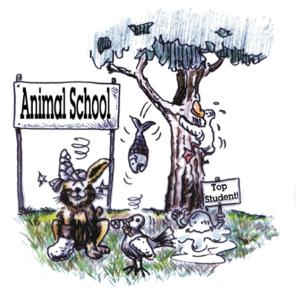 Eläinkoulu